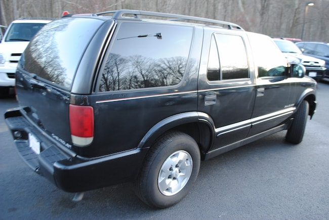 Used 2001 Chevrolet Blazer For Sale At Ramsey Corp Vin