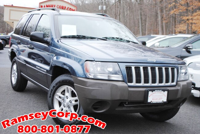 Used 2004 Jeep Grand Cherokee For Sale | West Milford NJ