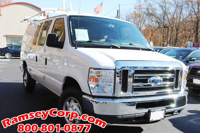 f555b6a800 Used 2010 Ford E-250 For Sale at Ramsey Corp.