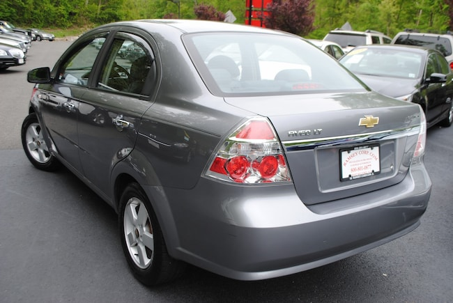 ford aveo 2008
