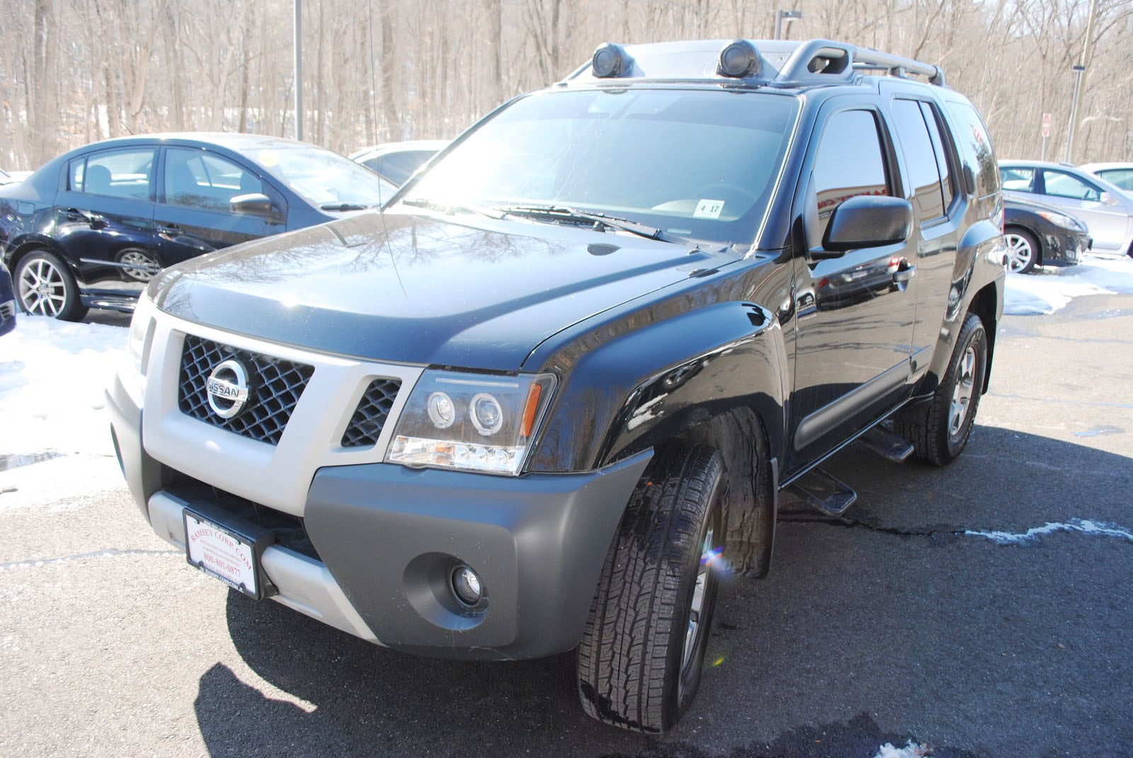 Used 2012 Nissan Xterra For Sale at Ramsey Corp  | VIN