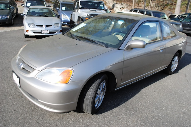 Used 2003 honda civic for sale at ramsey corp vin for Savio 724 ex manuale