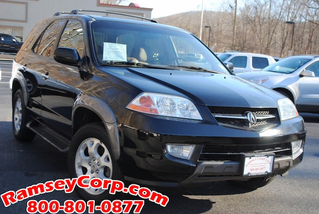 Used Acura MDX For Sale West Milford NJ - 2002 acura mdx gas mileage
