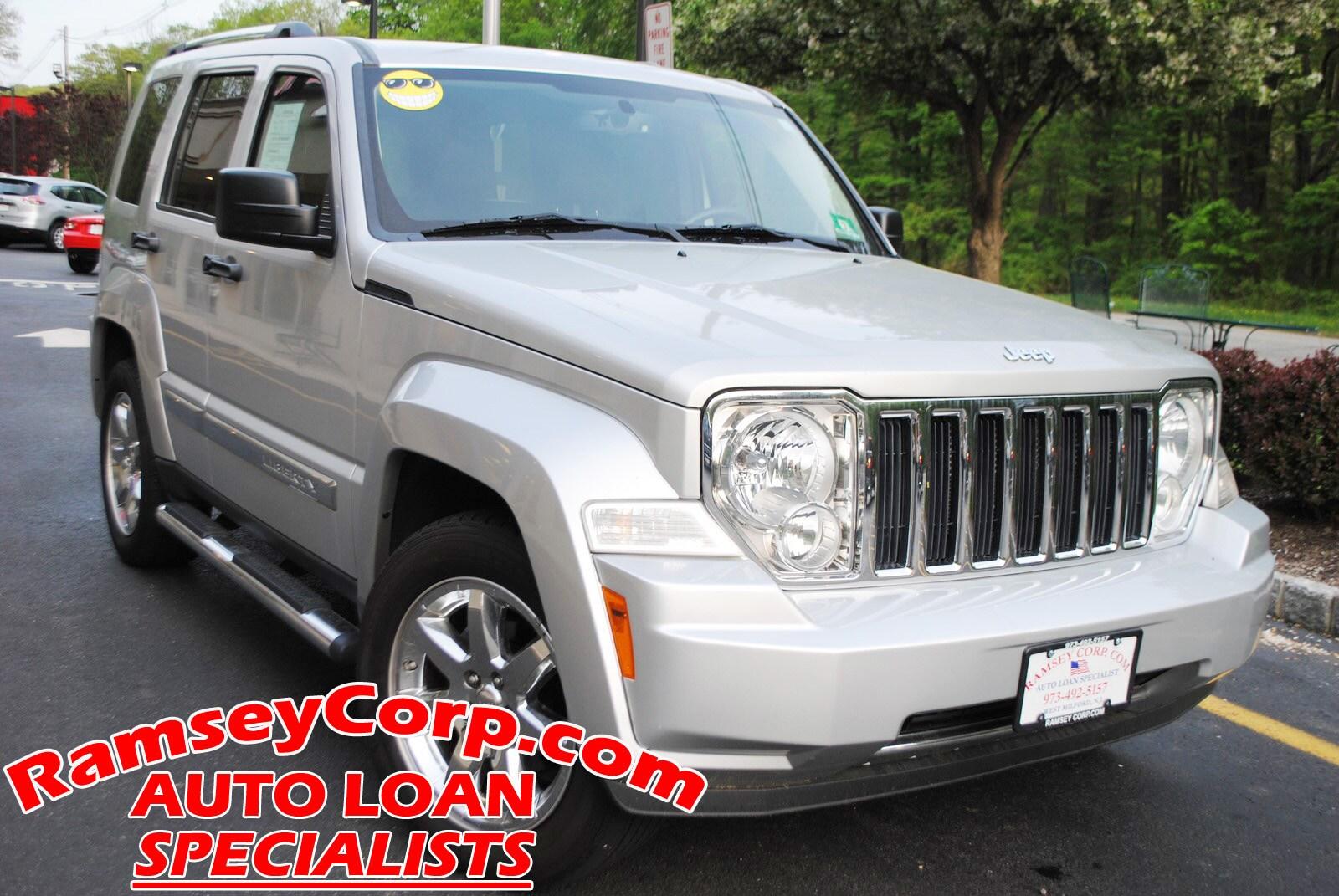 2010 Jeep Liberty Limited 3.7 SUV
