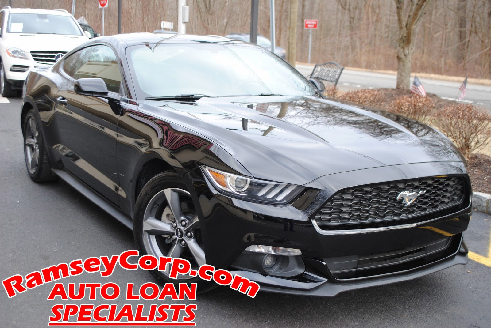 2015 Ford Mustang 3.7 Coupe