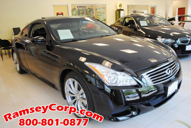 Used 2008 Infiniti G37 For Sale West Milford Nj