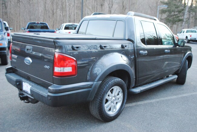 Used 2007 Ford Explorer Sport Trac For Sale West Milford Nj