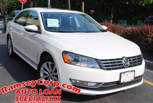 2012 Volkswagen Passat SEL Premium 2.5
