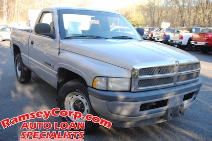 Used 1998 Dodge Ram 1500 For Sale At Ramsey Corp Vin 1b7hc16x3ws609794