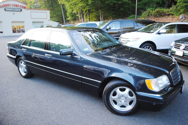 Used 1999 Mercedes Benz S Class For Sale At Ramsey Corp