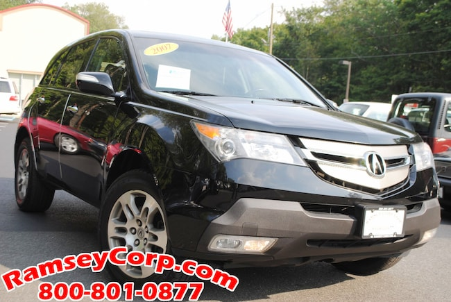 Used Acura MDX For Sale West Milford NJ - 2007 acura mdx sport shocks