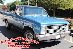 1983 Chevrolet C-Series C-10 Truck
