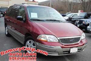 2003 Ford Windstar SEL 3.8