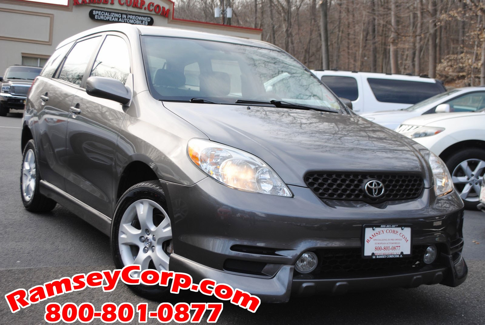 Used 2004 Toyota Matrix For Sale | West Milford NJ