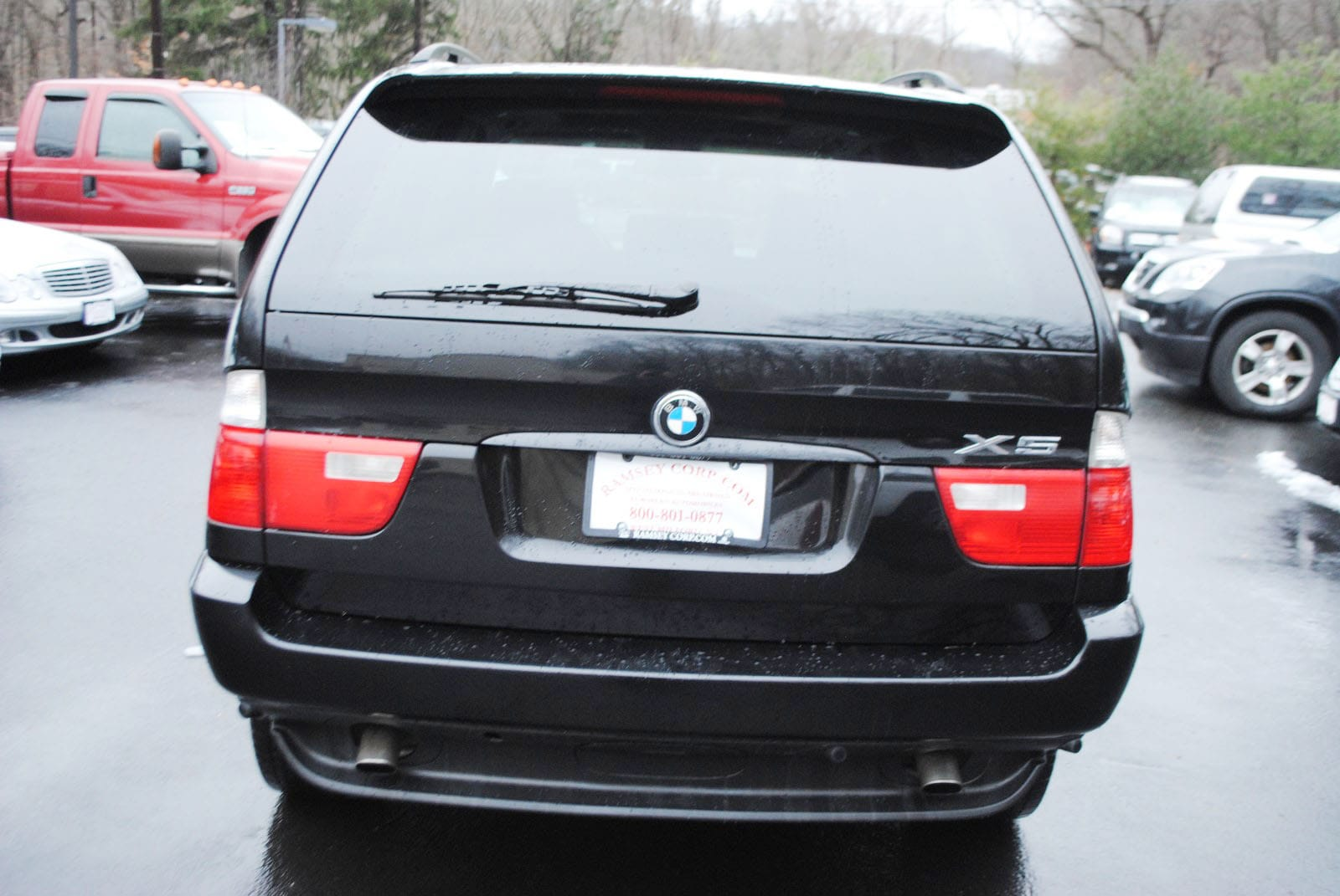 Used 2006 BMW X5 For Sale at Ramsey Corp  | VIN