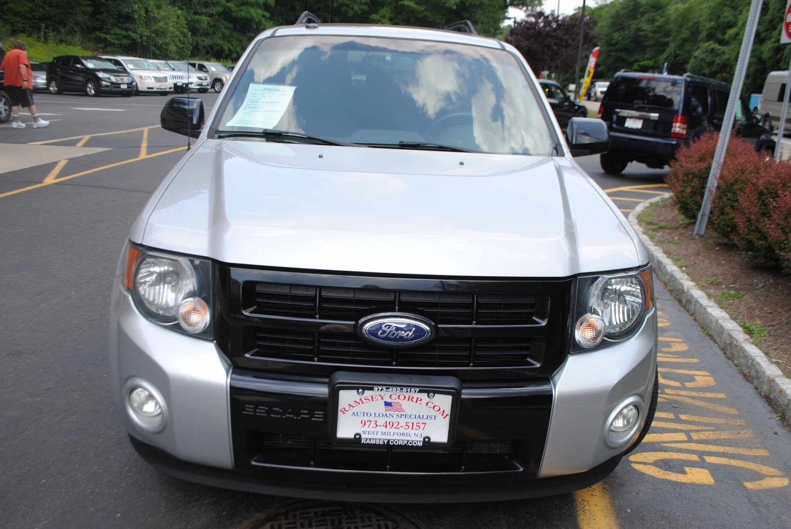 Used 2010 Ford Escape For Sale At Ramsey Corp Vin 1fmcu9dg0akc63135