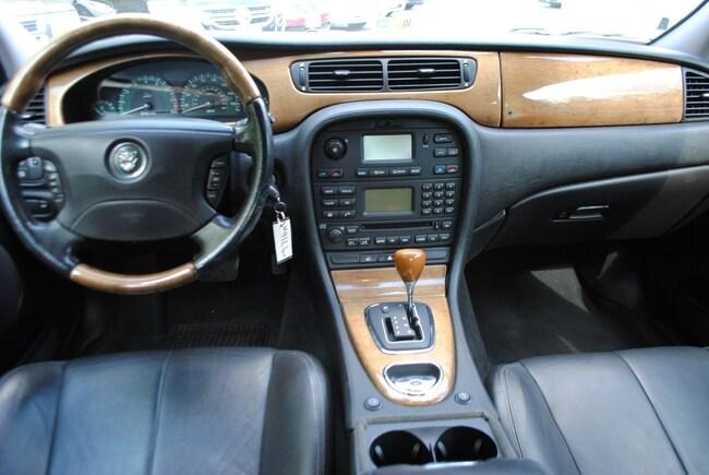 jaguar s type manual shift