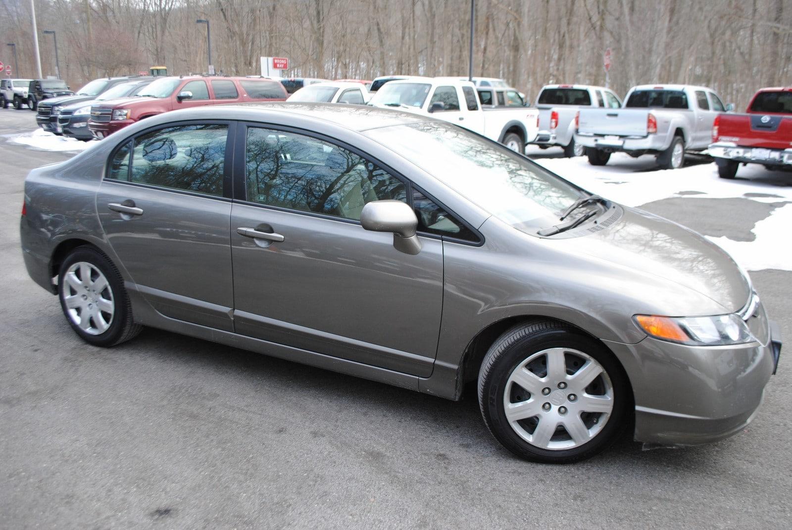 ... 2008 Honda Civic LX 1.8 Sedan ...