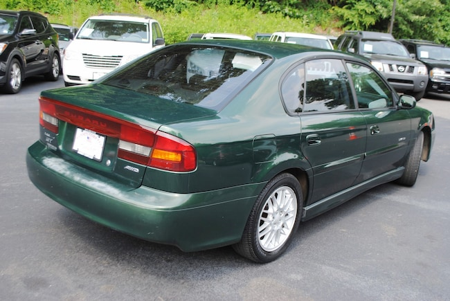 2001 subaru legacy gt limited engine