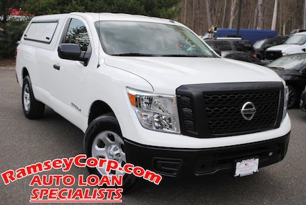 2019 Nissan Titan S 5.6 Truck Single Cab