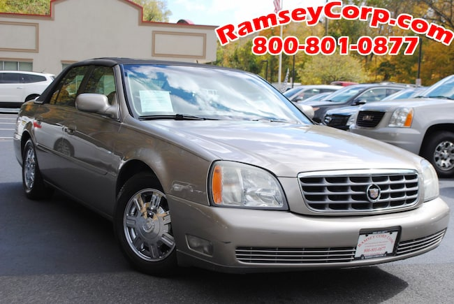 Used 2004 CADILLAC DEVILLE For Sale | West Milford NJ