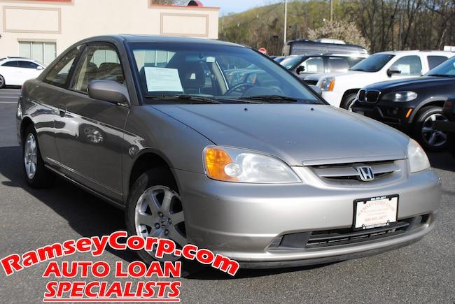 2003 Honda Civic EX 17 Coupe