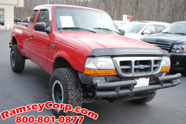 2000 Ford Ranger Mpg >> Used 2000 Ford Ranger For Sale At Ramsey Corp Vin 1ftzr15v5ypa09027