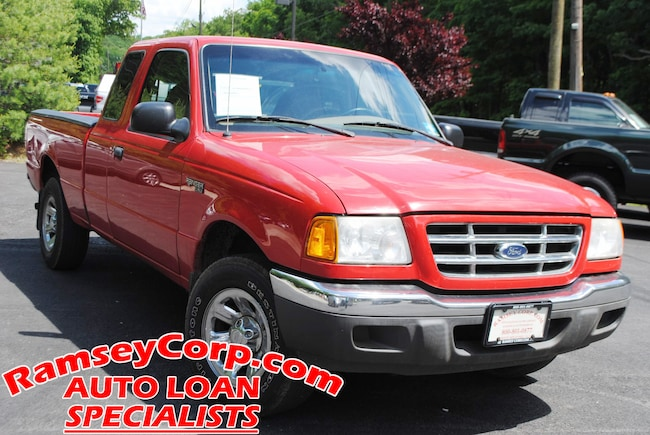 Used 2001 Ford Ranger For Sale At Ramsey Corp.