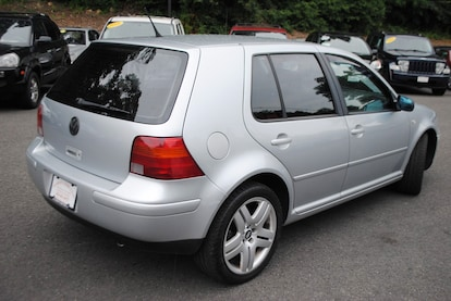 Used 2002 Volkswagen Golf For Sale at Ramsey Corp  | VIN