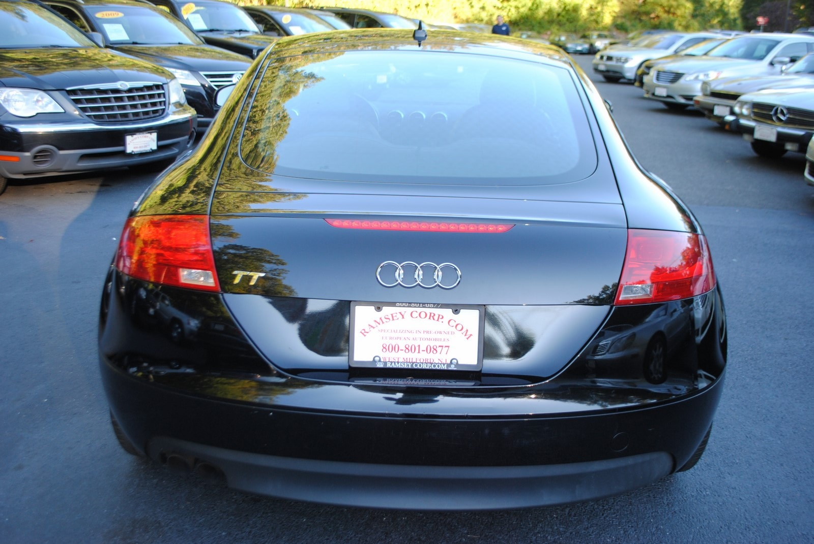 Used 2008 Audi TT For Sale at Ramsey Corp  | VIN: TRUAF38J981000656