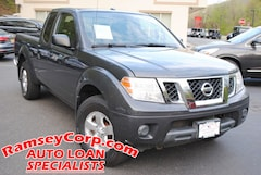 2012 Nissan Frontier SV King Cab 4x4  Truck King Cab