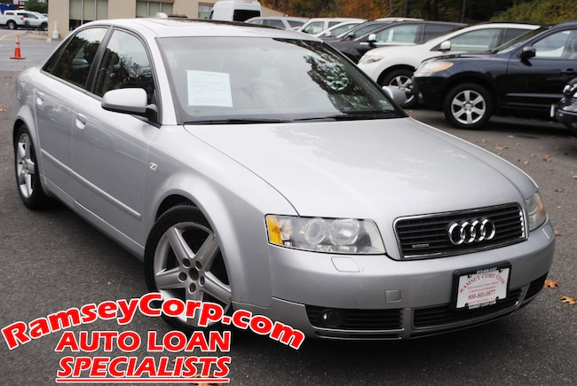 Used Audi A For Sale West Milford NJ - Audi a4 2004