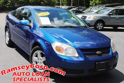 Used 2006 Chevrolet Cobalt For Sale At Ramsey Corp Vin 1g1al15f967641686