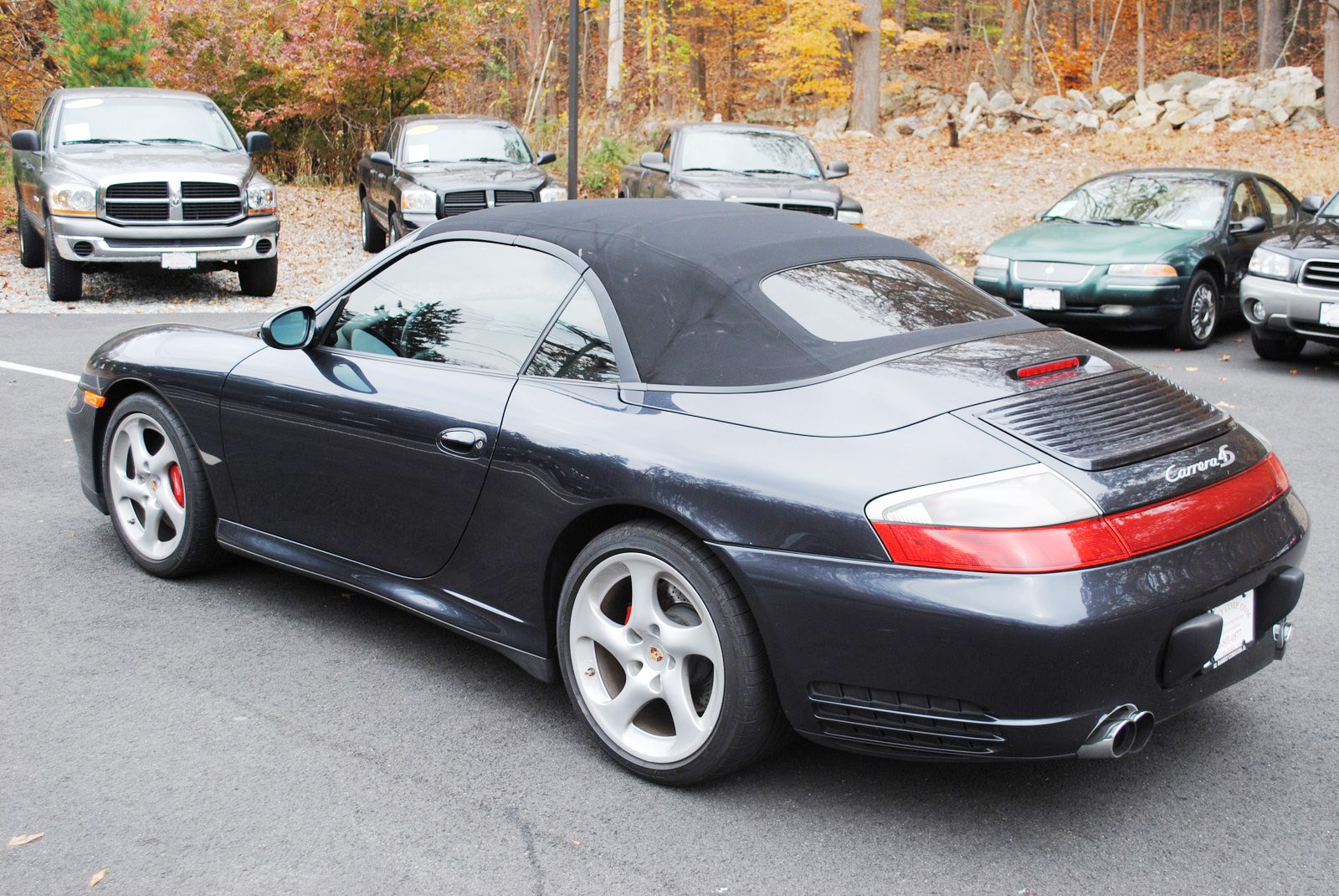 Used 2004 Porsche 911 For Sale at Ramsey Corp  | VIN