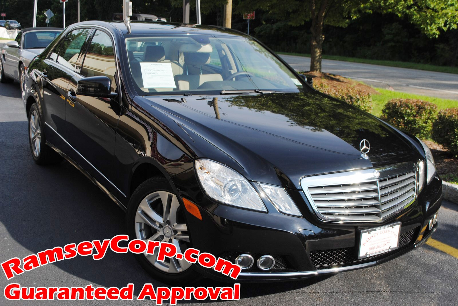 Used 2011 Mercedes-Benz E-Class For Sale at Ramsey Corp  | VIN:  WDDHF8HB6BA419222