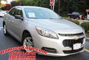 2014 Chevrolet Malibu LS 2.5