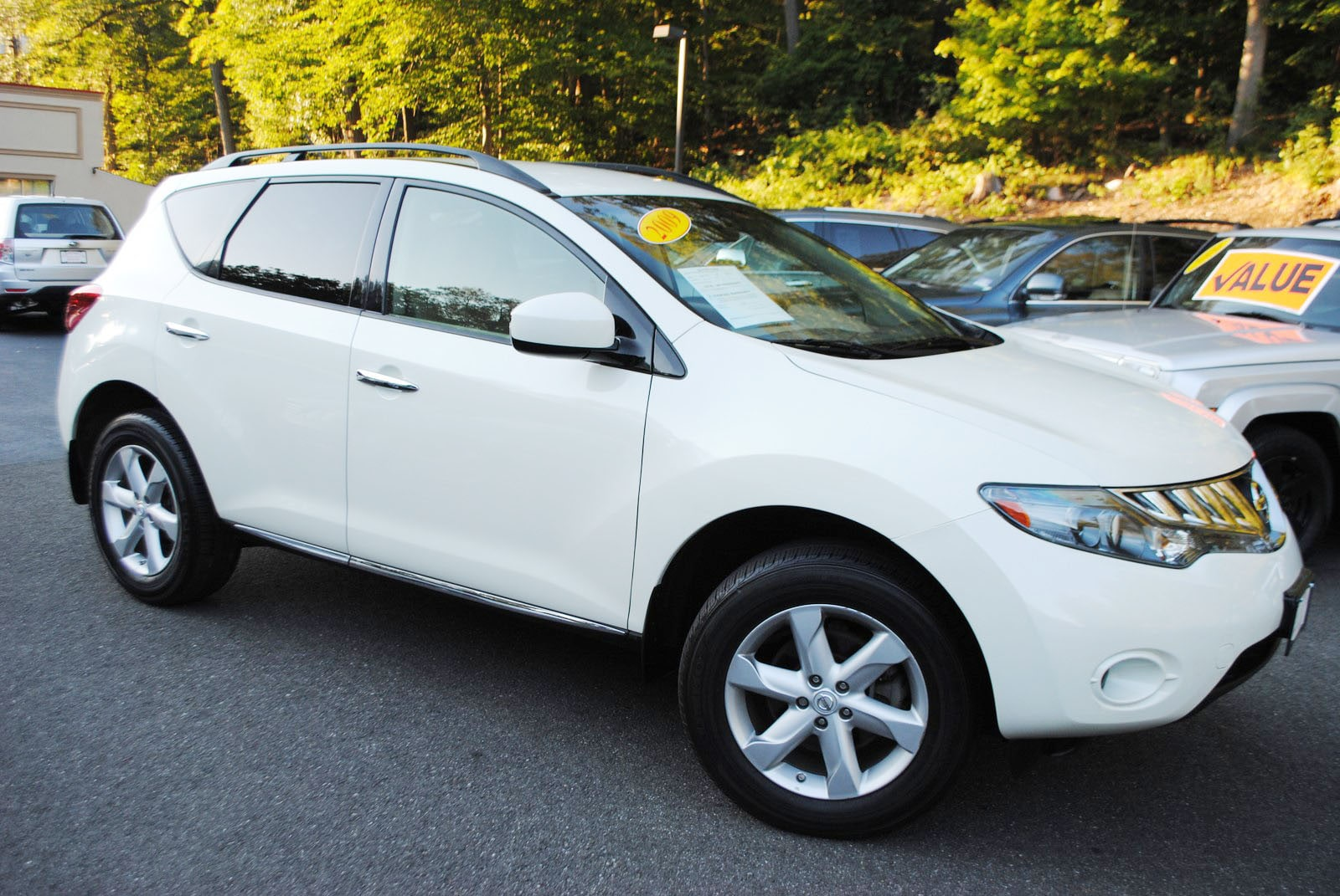 used 2009 nissan murano for sale at ramsey corp vin Murano LED Headlights 2009 nissan murano s 3 5 suv