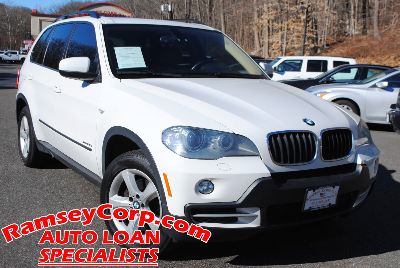 2009 BMW X5 xDrive30i 3.0 SAV