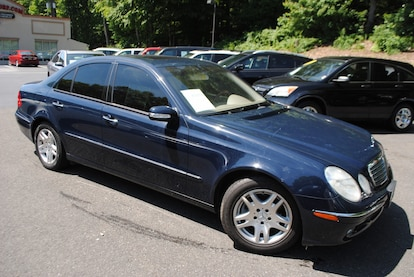 Used 2005 Mercedes-Benz E-Class For Sale at Ramsey Corp