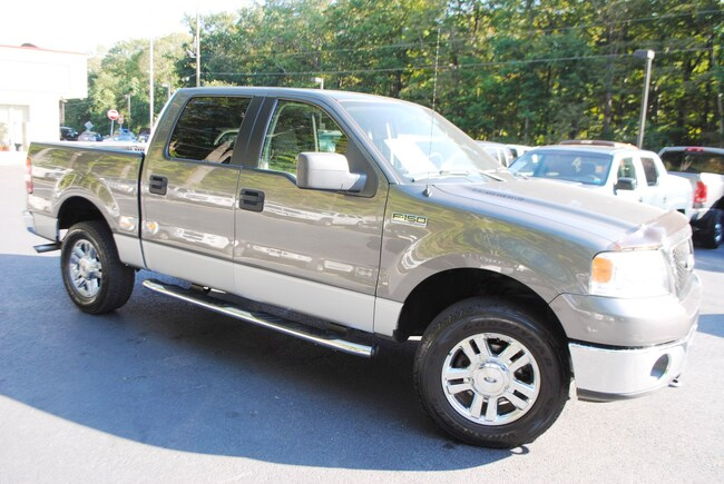 2006 ford f150 supercab length