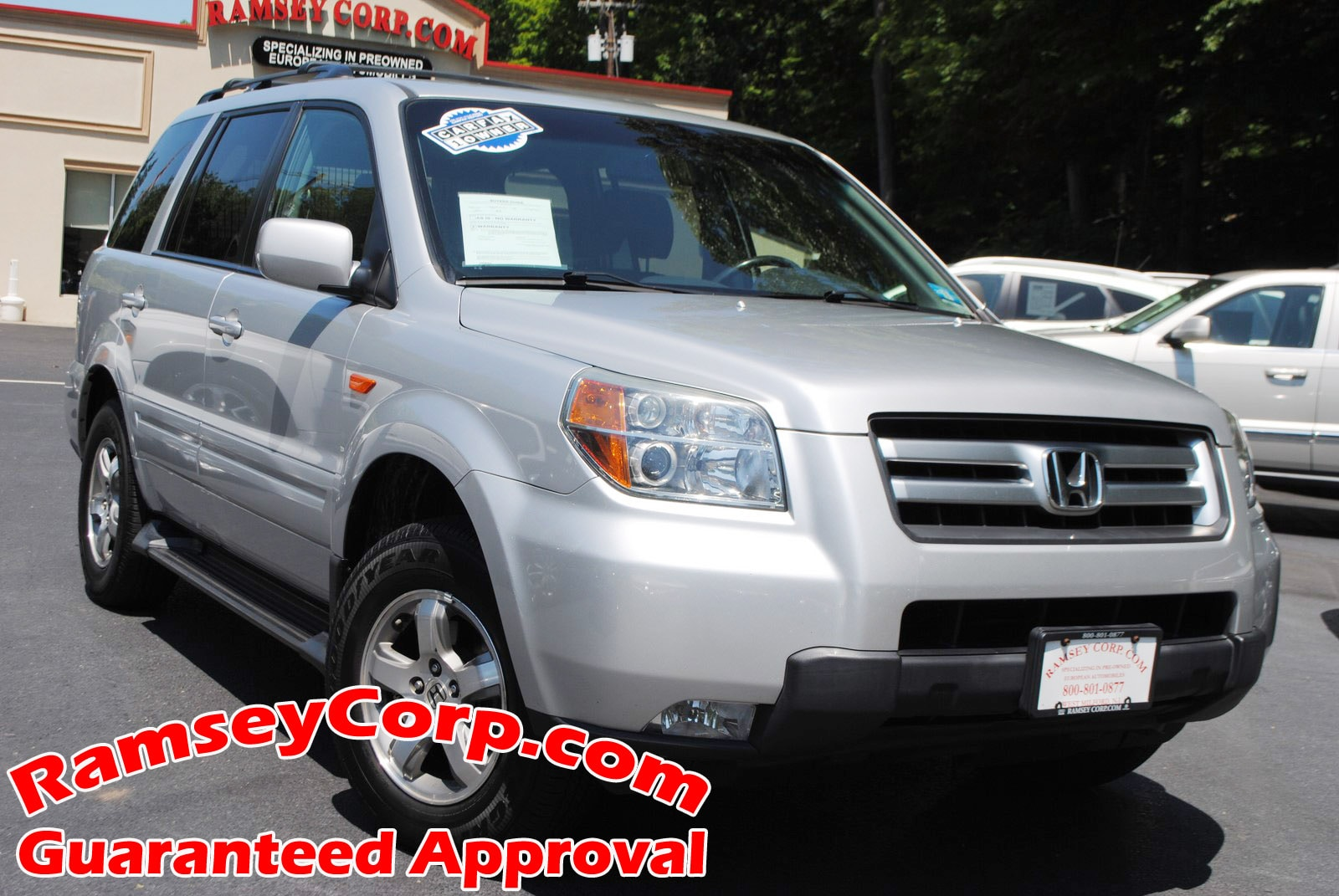 Used 2006 Honda Pilot For Sale West Milford Njrhramseycorp: 2006 Honda Element Trailer Wiring Harness At Gmaili.net