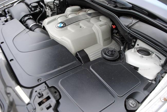 2004 bmw 745li engine