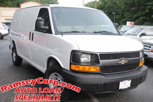 4669bdc8e1 Used 2013 Chevrolet Express 3500 For Sale at Ramsey Corp.