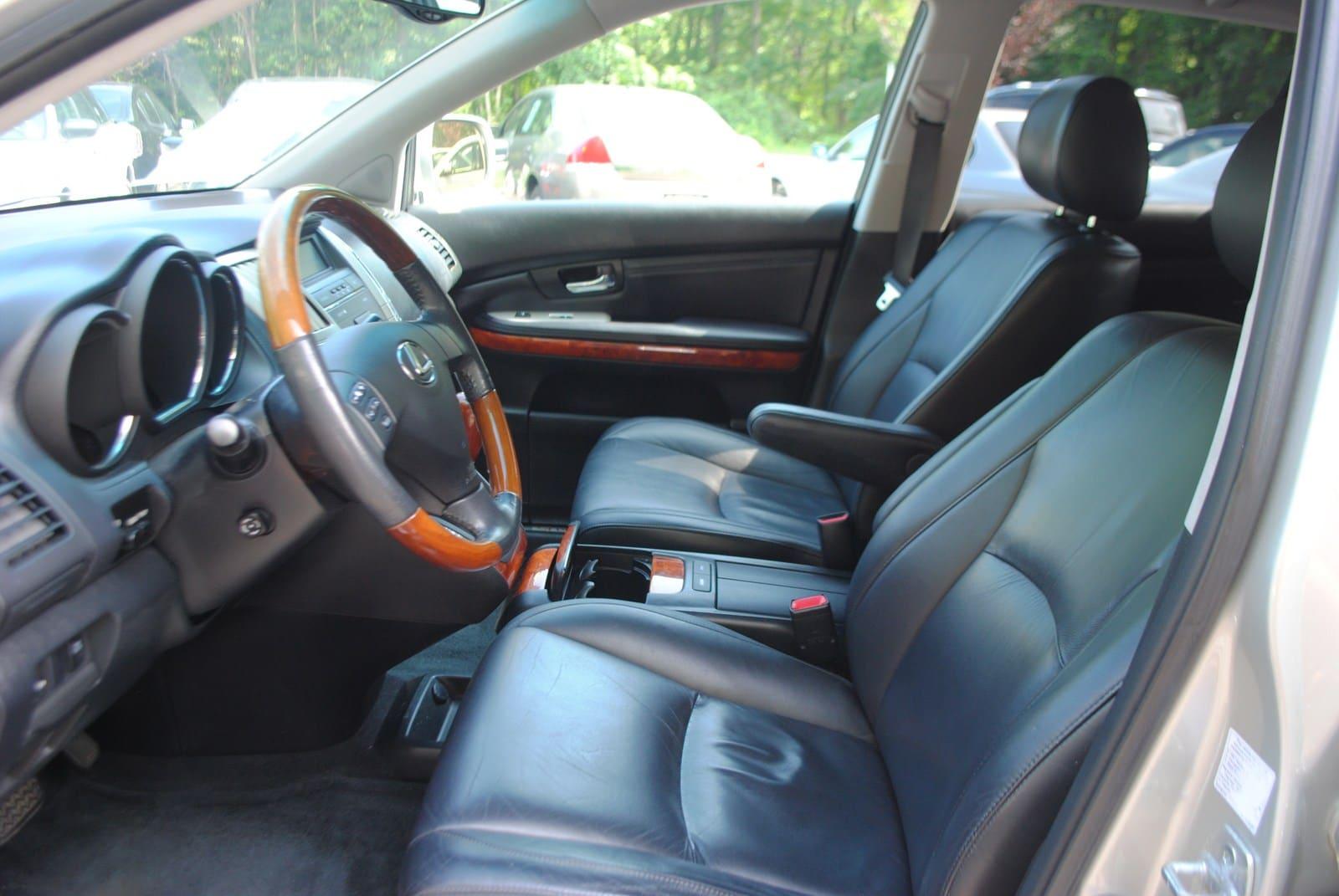 WRG-4500] Lexus Rx330 Schematic