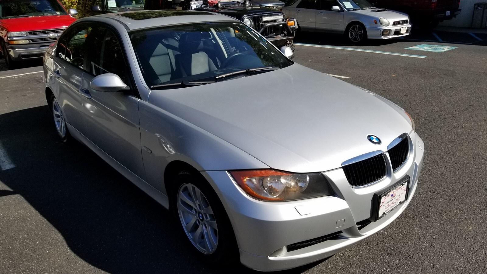 2007 BMW 328xi 3.0 Sedan