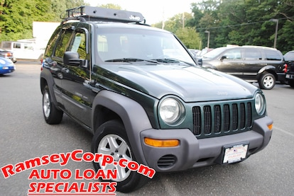Used 2003 Jeep Liberty For Sale At Ramsey Corp Vin 1j4gl48kx3w628307