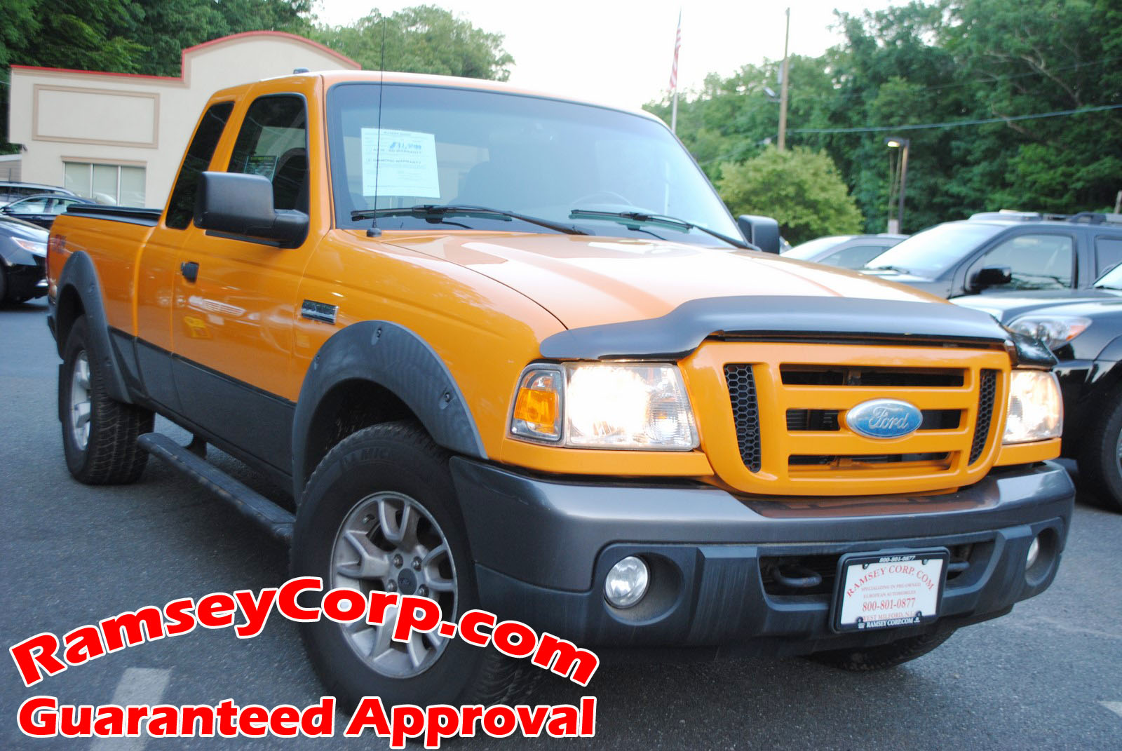 Used 2008 Ford Ranger For Sale at Ramsey Corp  | VIN: 1FTZR45E18PA00939