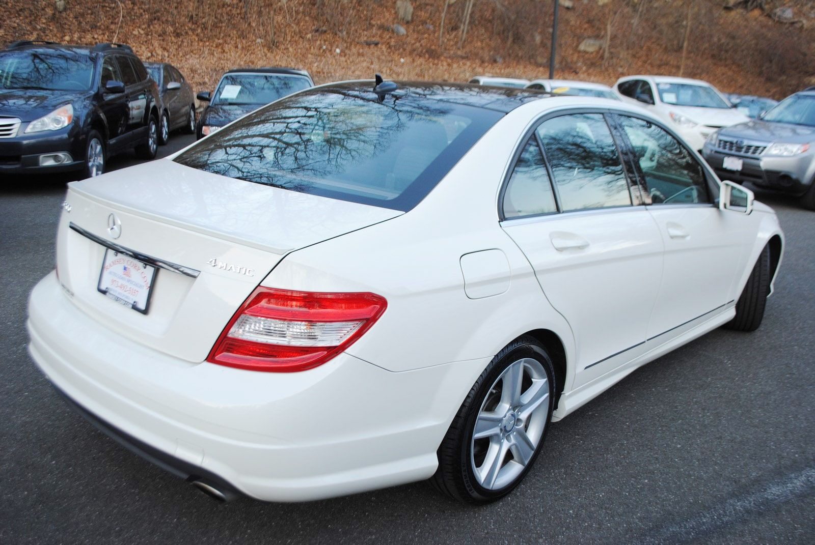 Used 2010 Mercedes-Benz C-Class For Sale at Ramsey Corp