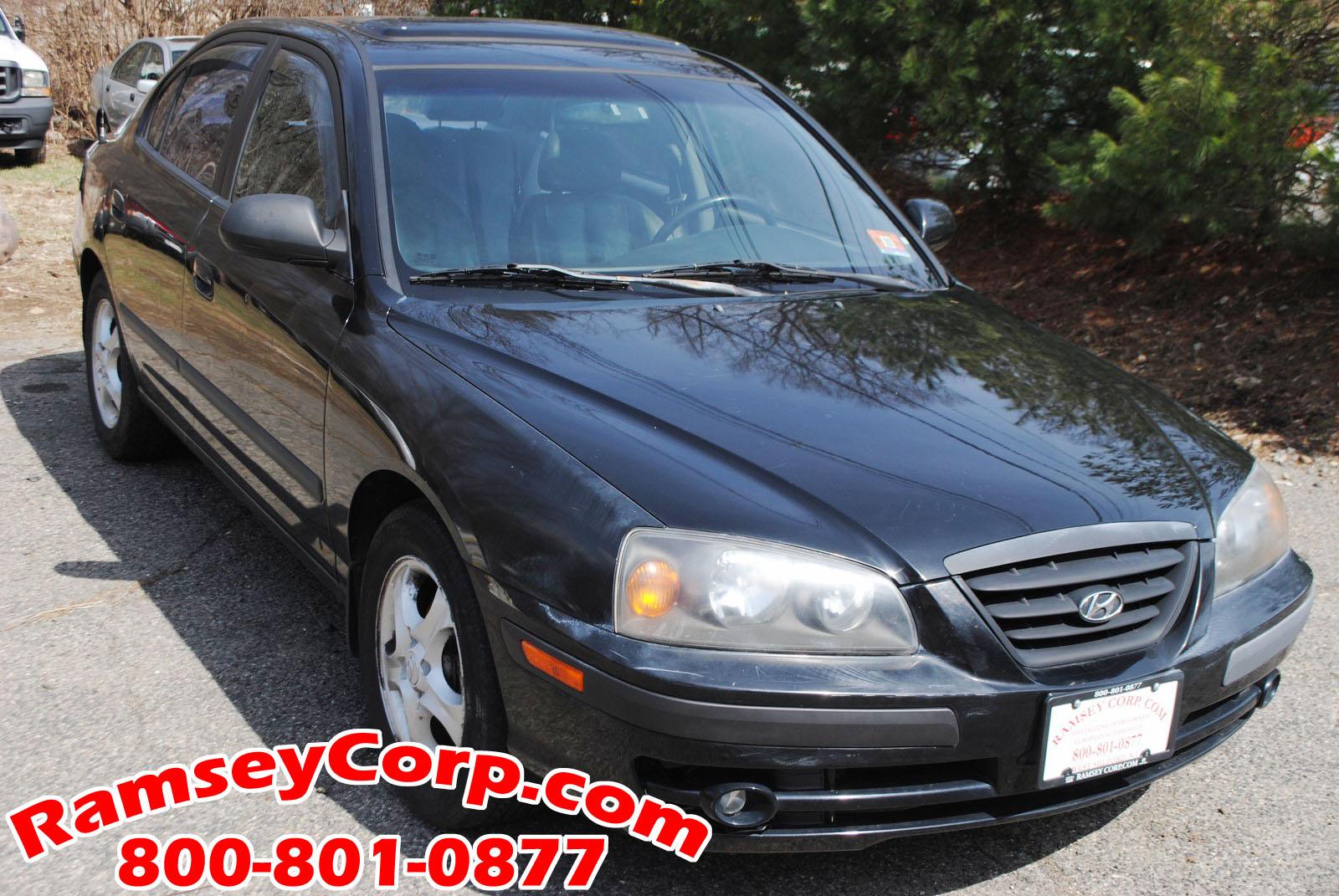 ... 2004 Hyundai Elantra GLS 2.0 Sedan ...
