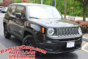 2016 Jeep Renegade Sport FWD 1.4